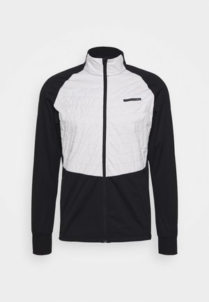 STORM JACKET - Laufjacke - black grey