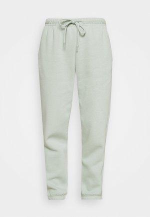 PCCHILLI PANTS - Tracksuit bottoms - aqua gray