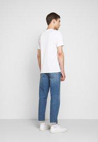C.P. Company - SHORT SLEEVE - Basic T-shirt - gauze white - 2