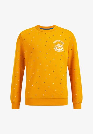 MET DESSIN - Sweatshirt - ochre yellow