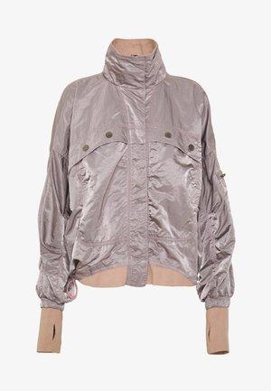 OPAL JACKET - Training jacket - rose