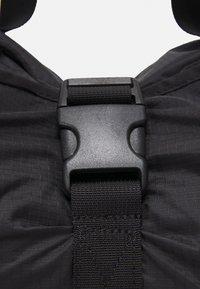 Hunter ORIGINAL - PACKABLE TOTE UNISEX - Tote bag - black - 3