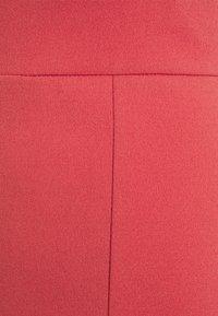 WAL G. - FRILL HEM MIDI DRESS - Cocktail dress / Party dress - blush pink - 2