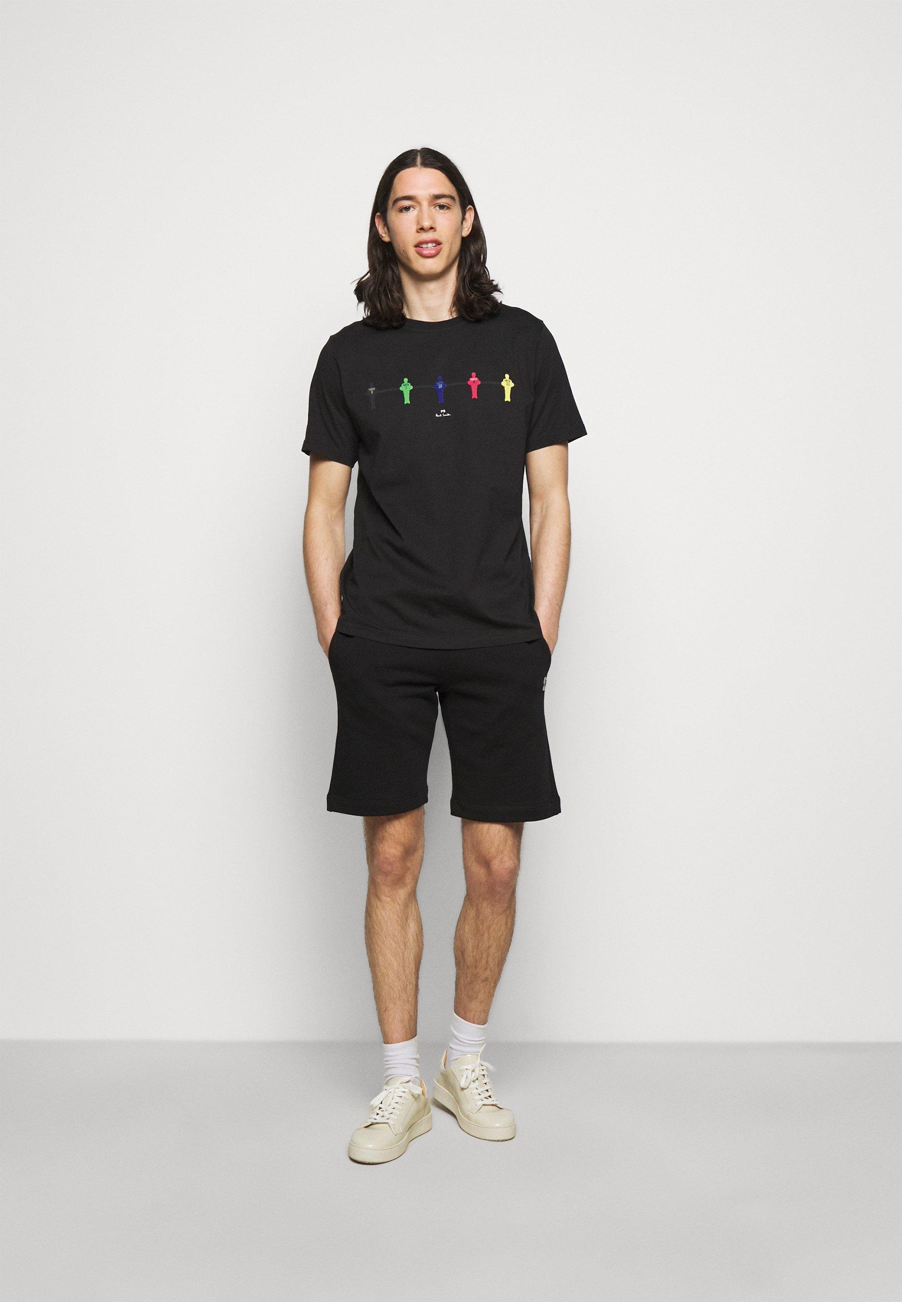Homme MENS FIT TABLE FOOTBALL - T-shirt imprimé