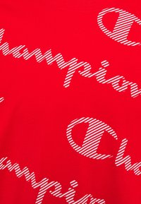 Champion - CREWNECK - Print T-shirt - red - 2