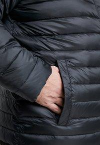 Calvin Klein - LIGHT DOWN LINER - Light jacket - black - 5