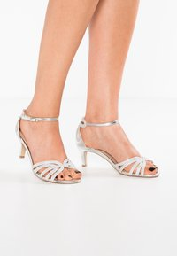 Paradox London Pink - MELBY - Sandals - silver - 0