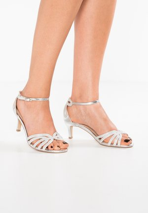 MELBY - Sandals - silver