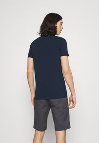 Antony Morato - SLIM FIT - Print T-shirt - avio blu - 2