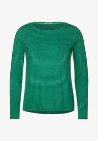 Cecil - Long sleeved top - grün - 3