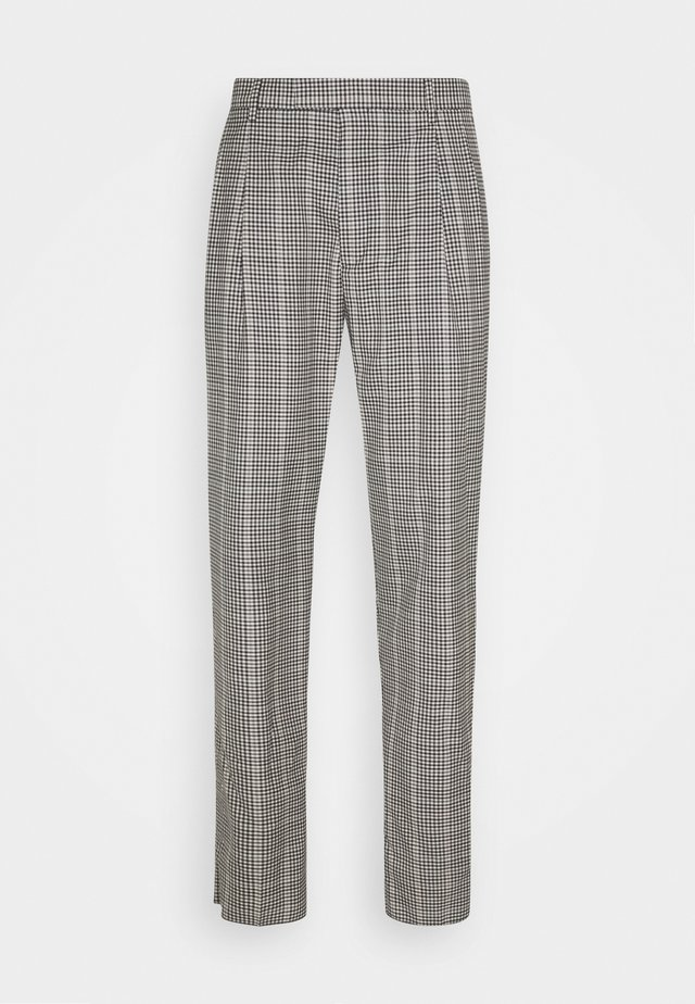 GENTS FORMAL TROUSER - Trousers - beige