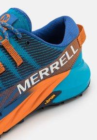Merrell - AGILITY PEAK 4 - Trail running shoes - tahoe - 3