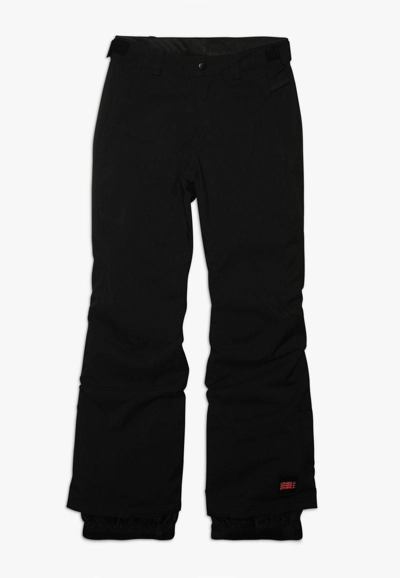 O'Neill - CHARM REGULAR PANTS - Zimní kalhoty - black out