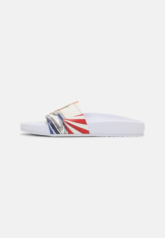 CAYSON UNISEX - Pantofle - sail