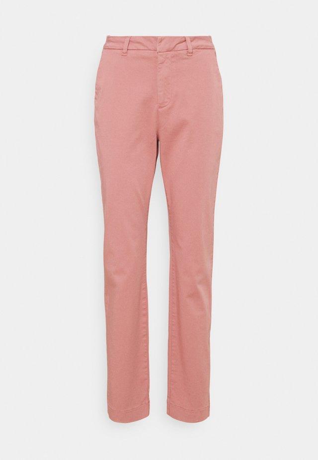 Pantalones Rosa De Mujer Coleccion Online En Zalando