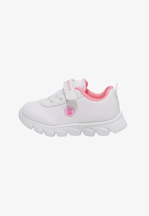 HOOK AND LOOP - Neutral running shoes - white