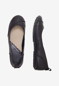 Hush Puppies - JANESSA  - Ballerinat - black - 2