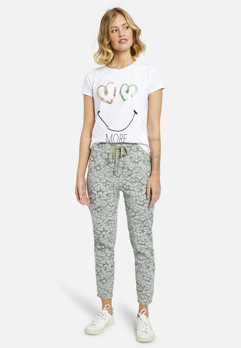 Heartkiss - Trousers - mehrfarbig