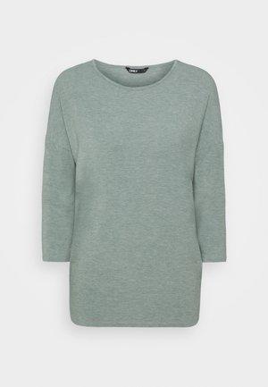 ONLGLAMOUR - Long sleeved top - chinois green melange