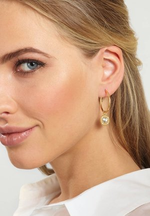 Earrings - goldenfarbe