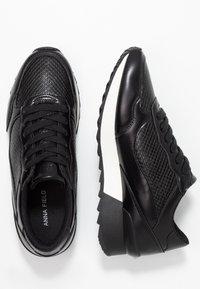 Anna Field - Sneakers laag - black - 3