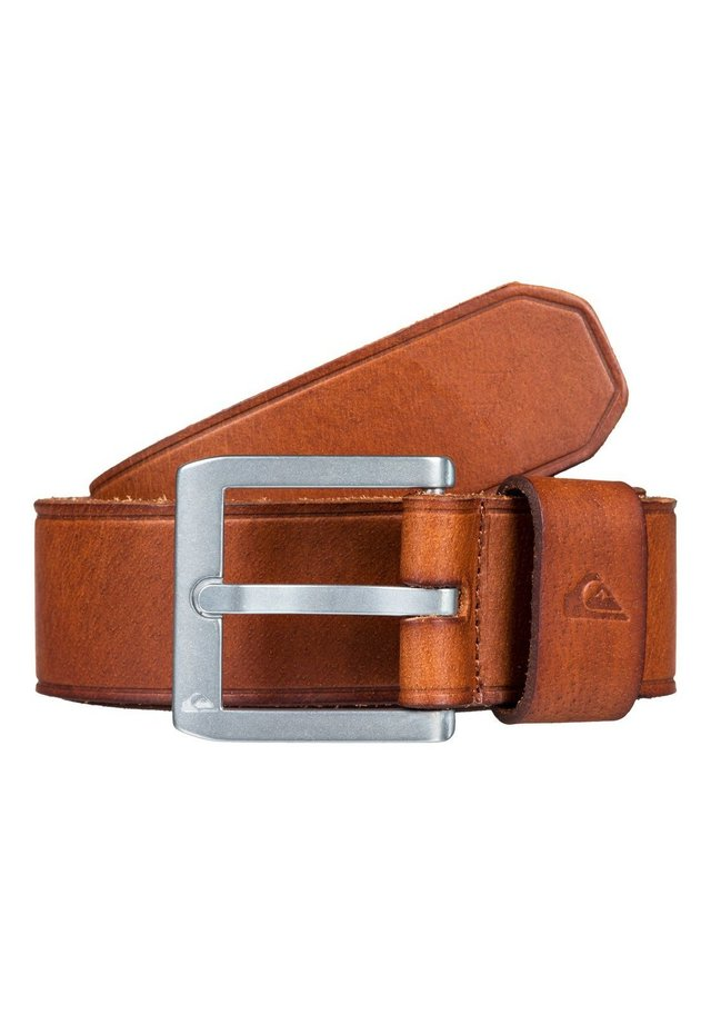 QUIKSILVER™ THE EVERYDAILY - LEATHER BELT EQYAA03889 - Belt - rubber