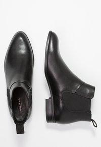 Vagabond - FRANCES SISTER - Ankle boots - black - 3