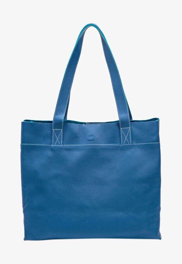VANCOUVER  - Shopping bag - cobalt