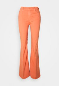 Mother - THE DOOZY - Flared Jeans - cen carnelian - 0