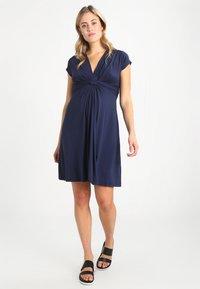 Seraphine - JOLENE - Jersey dress - navy - 1