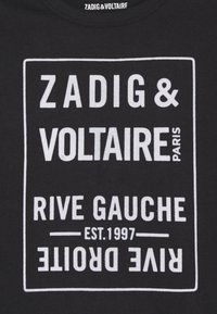 Zadig & Voltaire - Long sleeved top - anthrazit - 3