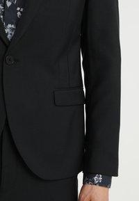 Twisted Tailor - HEMINGWAY SUIT - Suit - black - 10