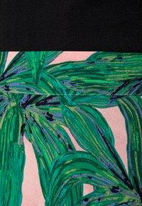 Fabienne Chapot - CORA SKIRT - Maxi skirt - lovely pink/emerald - 4