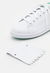 adidas Golf - STAN SMITH - Golfskor - white/green - 5