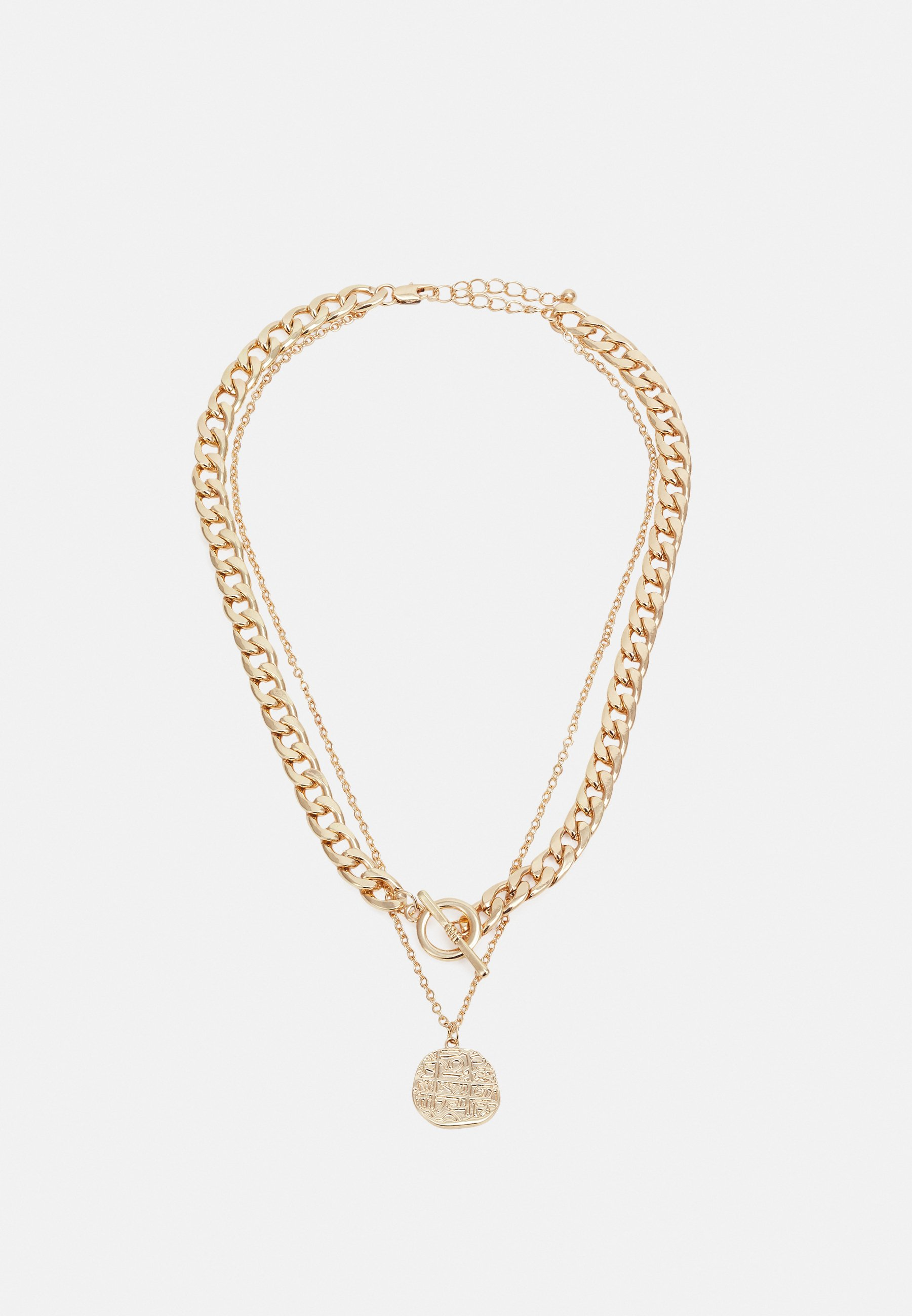 Women PCMENDANT COMBI NECKLACE - Necklace