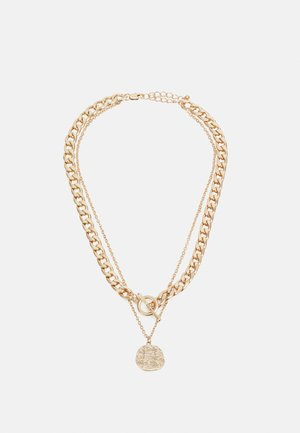 PCMENDANT COMBI NECKLACE - Smykke - gold-coloured