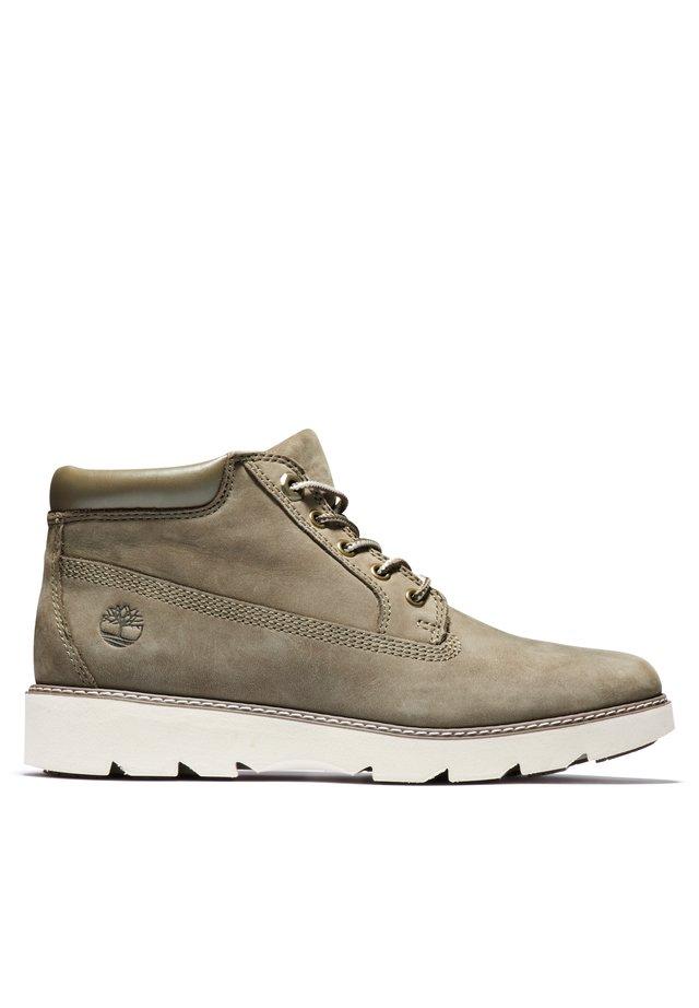 KEELEY FIELD NELLIE - Sneaker high - olive nubuck
