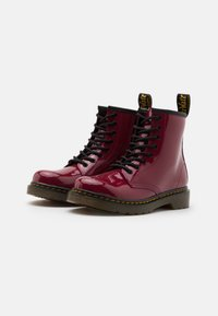 Dr. Martens - 1460 UNISEX - Lace-up ankle boots - dark scooter red - 1