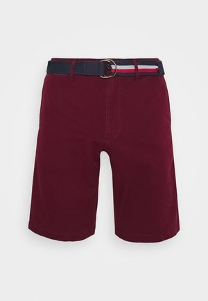 BROOKLYN LIGHT BELT - Shorts - purple