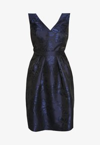 Chi Chi London Curvy - CELYN DRESS - Cocktail dress / Party dress - navy - 4