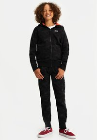 WE Fashion - Tracksuit bottoms - anthracite - 0