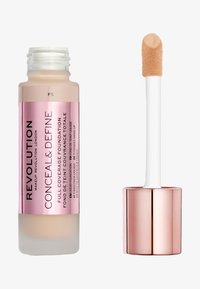 Make up Revolution - CONCEAL & DEFINE FOUNDATION - Fond de teint - f5 - 0