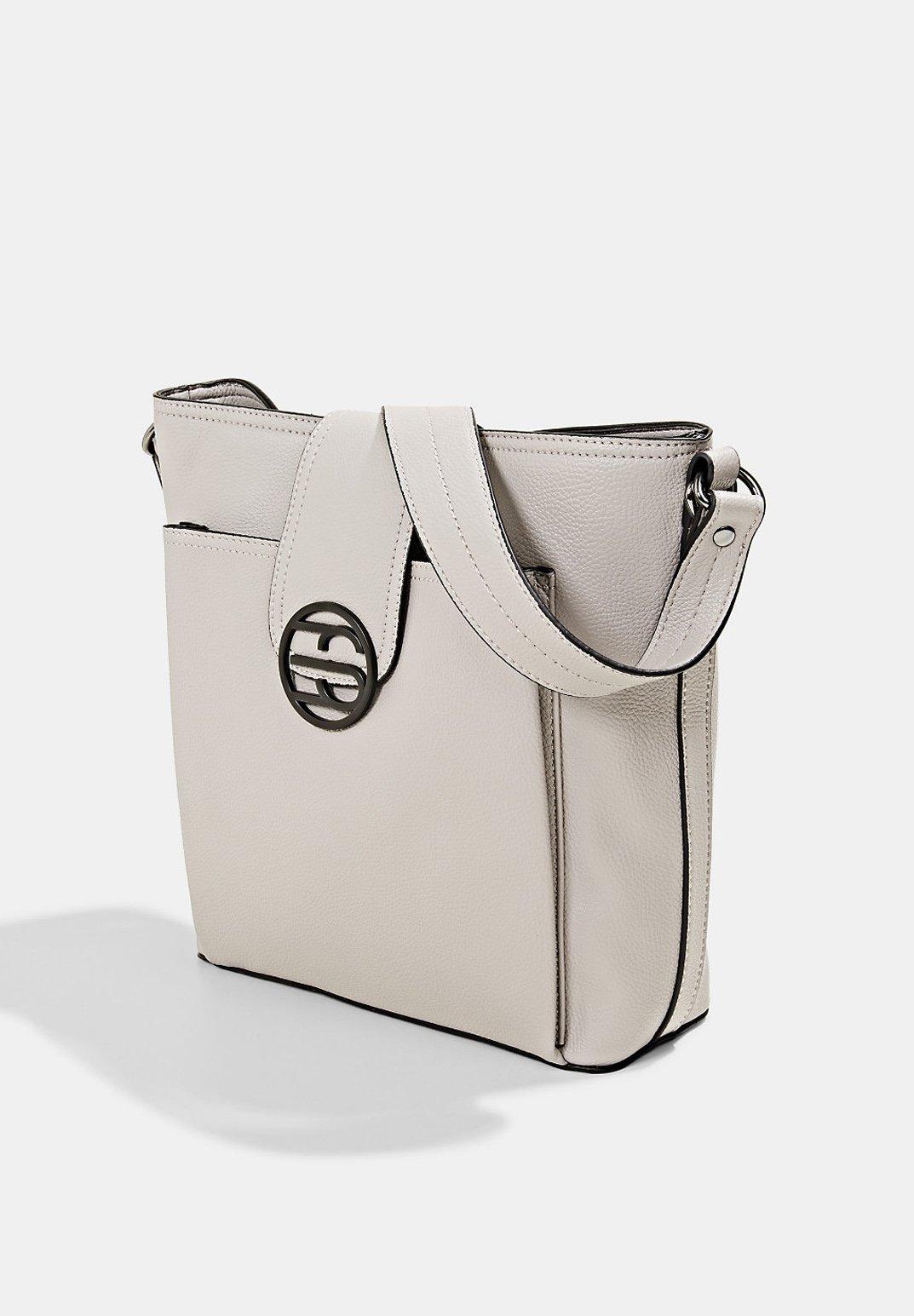 Esprit HOBO Handtasche light grey/hellgrau