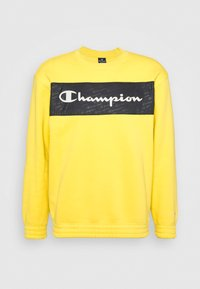 Champion - CREWNECK - Mikina - yellow - 3