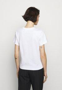 See by Chloé - Print T-shirt - white powder - 2