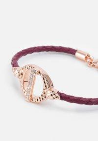 Just Cavalli - Armband - burgundy - 3