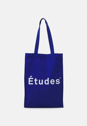 NOVEMBER UNISEX - Tote bag - blue