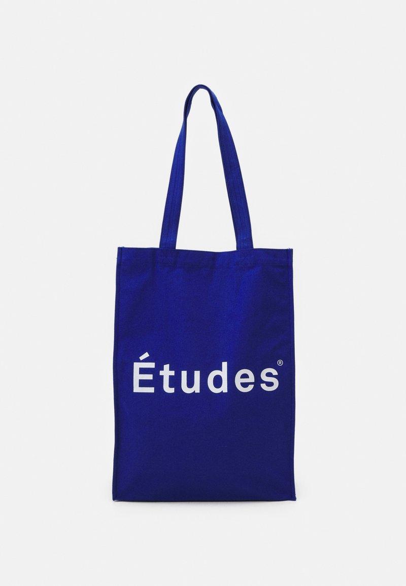 Études - NOVEMBER UNISEX - Velika torba - blue