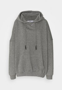ONLY Tall - ONLDOVE OVERSIZE TALL - Hoodie - medium grey melange - 0