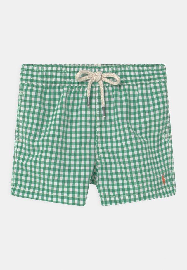 TRAVELER - Shorts da mare - green
